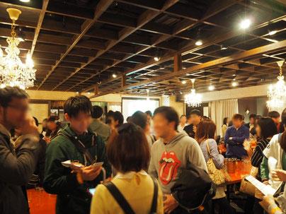 第2回アニ街コンin名古屋-二次会の様子