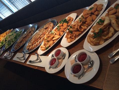 アニ街コン池袋料理-2